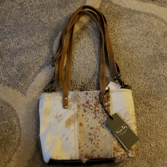 Myra Bag Bags New Myra Aptitude Leather Hairon Bag S264 Poshmark And never works on holidays. new myra aptitude leather hairon bag s 1264